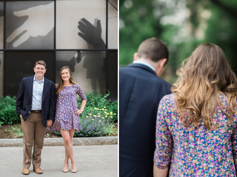 downtown scranton engagement