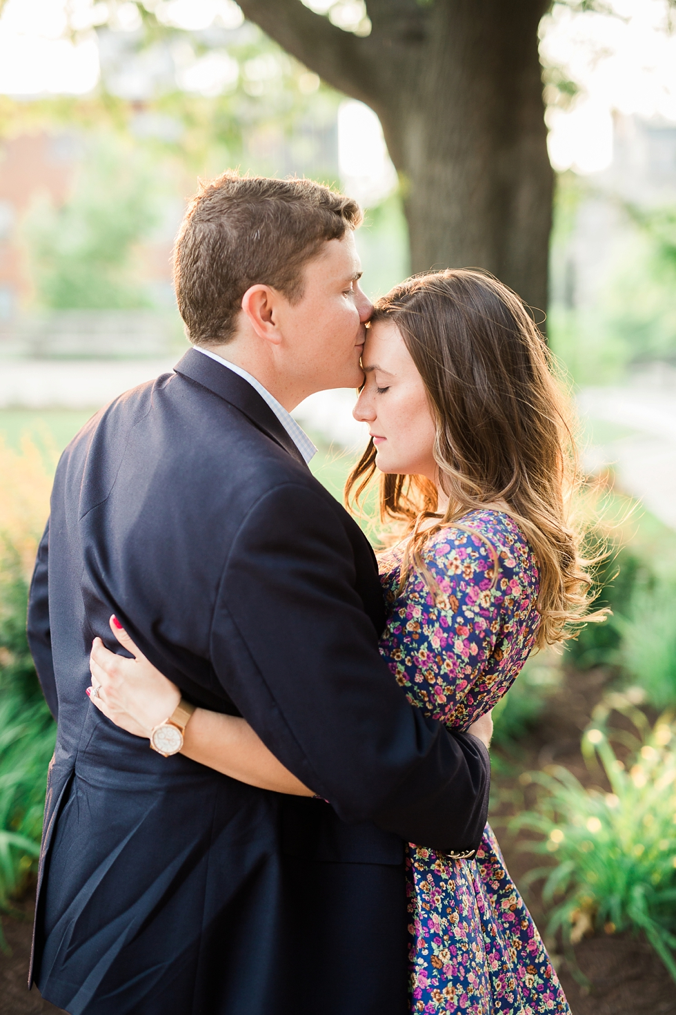 university of scranton engagement photos