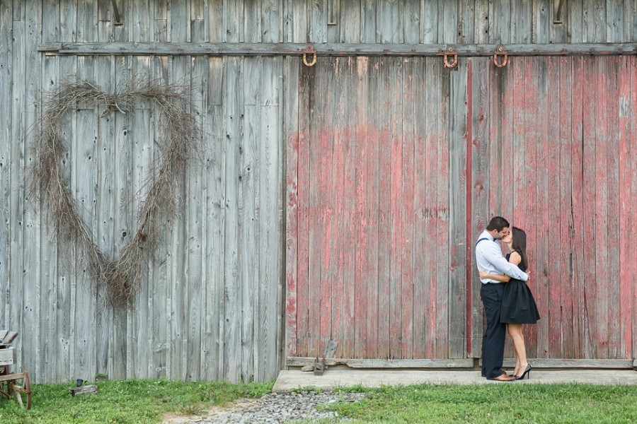 Fiddle Lake Farm Engagement Photos